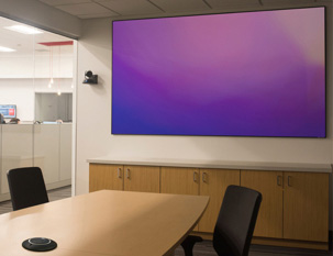 Commercial conference rooms