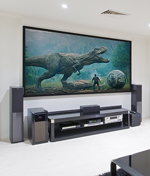 Home cinema Residential